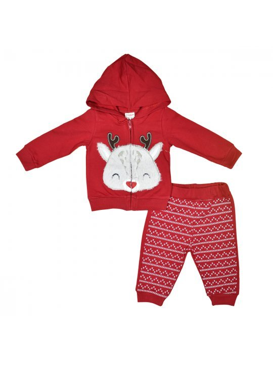 Cotton set for baby girl