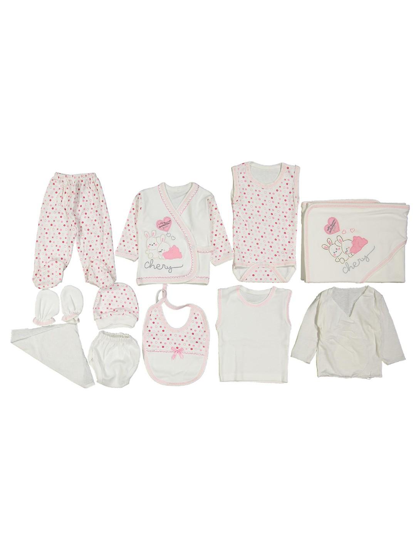 Бебешки комплект за изписване от 11 части