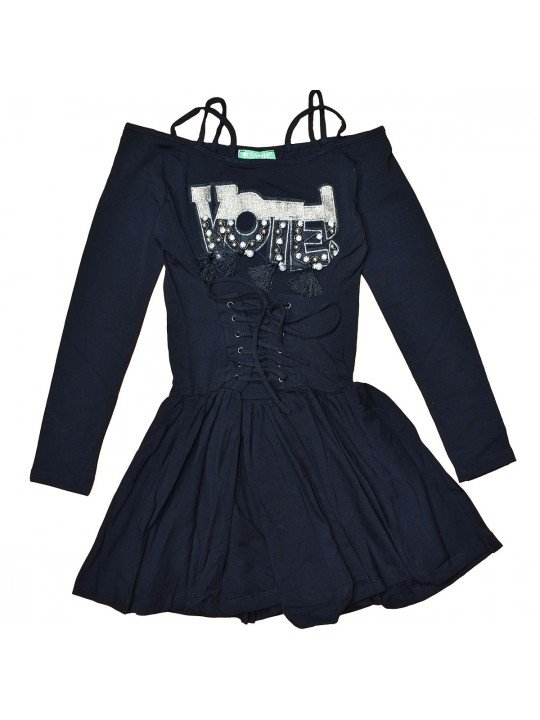 Cichlid памучна рокля